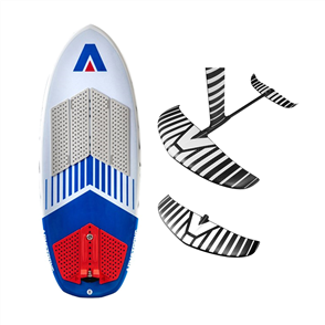 Armstrong Foils CF1200/HS1550 Foil Package and Surf Kite Tow 4'5.5""
