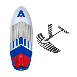 Armstrong Foils CF1600 Foil Package and Surf Kite Tow 4'11""
