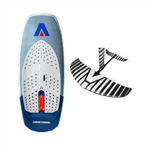 Armstrong Foils CF2400 V2 Foil Package and Wing SUP 6'6""