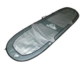 Curve Armourdillo Longboard Travel Bag Single W Finslot