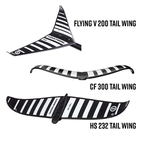 Armstrong Foils Tail Wings