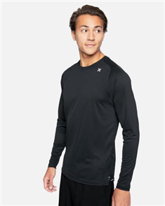 Hurley Q/D  LS  LONG SLEEVE TEE, BLACK