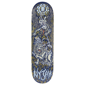 Element Nyjah Survival Deck, Size 8""