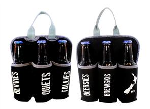 Moana Rd Six Pack Holder - Nz Beer Names