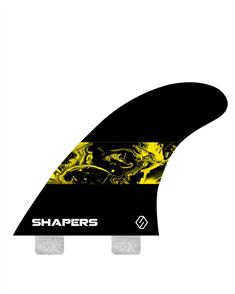 Shapers Corelite S6 Medium/ Large 3-Fin Dual Tab