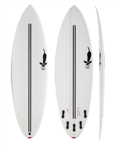 Chilli Rarest Bird Twin Tech Construction Surfboard