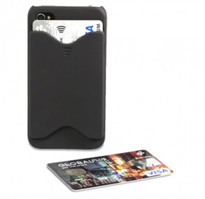 PlugNZ Credit Card lphone 6 Case - Black