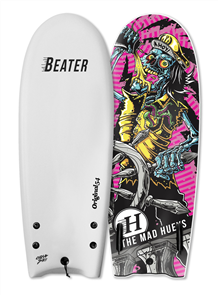 "Beater Original 54"" Twin Softboard - Mad Hueys"