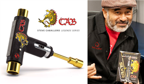 Silver Collection Edition Skate Tool  - Steve Caballero Legends Series