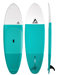 Adventure Paddle Sixty Forty MX Molded SUP Board, Teal