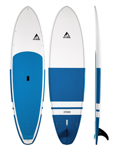 Adventure Paddle Allrounder MX Molded SUP Board, Blue