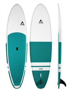 Adventure Paddle All Rounder MX Molded Teal Sup