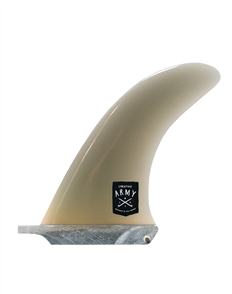 Creative Army Longboard Single Fin, Smokey Grey