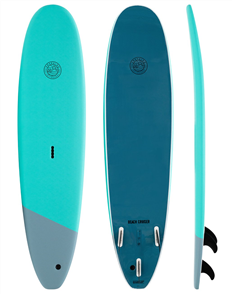 Gnaraloo Beach Cruiser Torq Steel Soft Surfboard