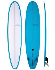 Modern The Boss PU Surf Longboard, Blue Tint