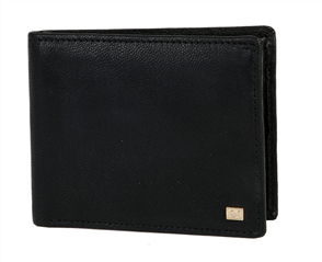 Billabong Eco-Leather Slim-Line Wallet, Slate