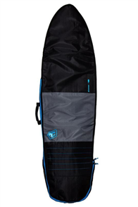 Creatures Of Leisure Fish Day Use Board Bag, Charcoal Cyan