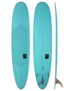 Modern Golden Rule Surfboard,  Ice Blue Tint