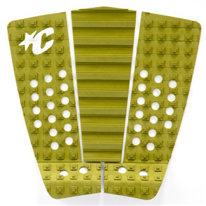 Creatures Of Leisure MITCH COLEBORN SURF GRIP PAD, ARMY