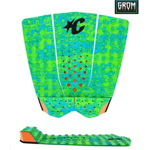 Creatures Of Leisure Grom Griffin Colapinto Grip, Cyan/ Grn/ Swrl
