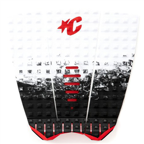 Creatures Of Leisure Mick Fanning Lite Grip, White Fade Red