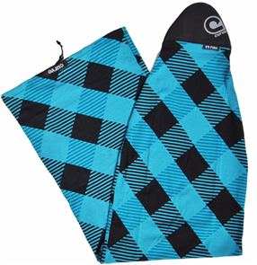 Curve Surfboard Socks - Fish, Blue Diamond