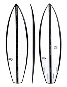 Hayden Shapes Holy Grail F-Flex Surfboard, Futures