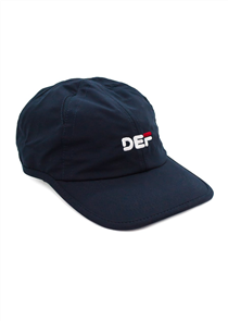 Def Bubblehead Dad Sport Cap, Navy