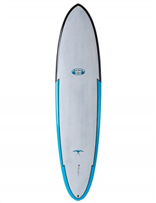Takayama Egg Tuflite Surfboard, Blue