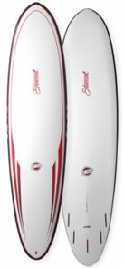 Stewart Hydro Hull Fun Tuflite Pro Carbon Surfboard 7'8