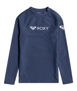 Roxy GIRL HEATER LS LYCRA, MOOD INDIGO