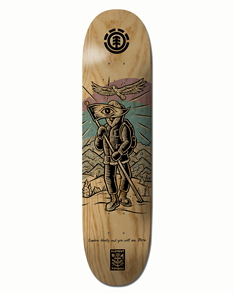 Element Timber Voyager Deck, Size 8.2