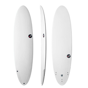 NSP Protech Epoxy Funboard, White