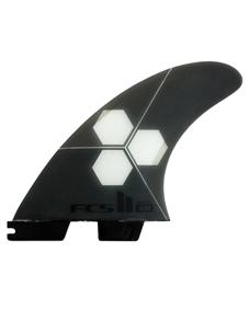 FCS II AM PC Medium Grey Tri-Quad Fins