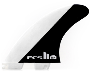 FCS II MF PC Large Thruster Fins