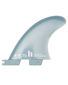 FCS II Performer Gf Med Quad Rear Fins