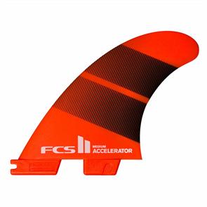 FCS II Accelerator Neo Glass Medium Thruster Fins