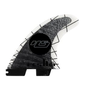 FCS II HS PC Carbon Large Tri-Quad Retail Fins