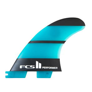 FCS II Performer Neo Glass Large Thruster Fins