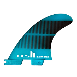 FCS II Performer Neo Glass Medium Thruster Fins.