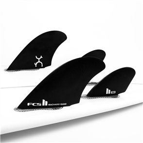 FCS II Rob Machado Seaside PG Quad Fins