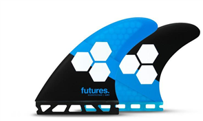 Futures Am1 Honeycomb Thruster Fin Set