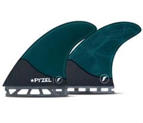 Futures HC Carbon Thruster Fin Set, PZ L