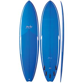 Gerry Lopez Little Darlin PU Five-fin, Blue, 7'0