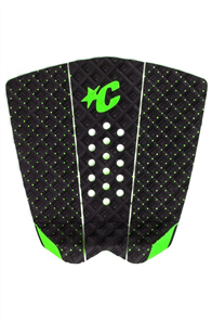 Creatures Of Leisure Griffin Colapinto  Tail Grip Pad, Black Lime