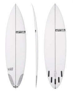 Pyzel Ghost XL Surfboard with 3 or 5 FCS Fin Plugs