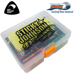 Sticky Johnson Gift Pack - Cool/Tropical Base + Comb