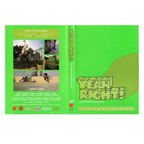 Girl Yeah Right DVD
