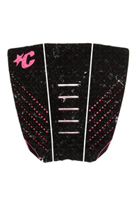 Creatures Of Leisure Jack Freestone Tail Pad, Black Mix Pink