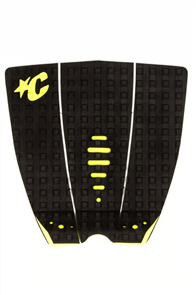 Creatures Of Leisure Mini Mick Tail Pad, Black Citrus
